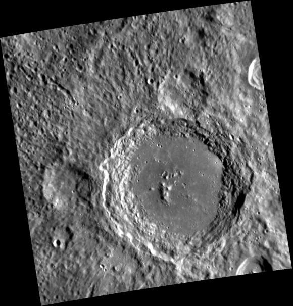кратер Леннон