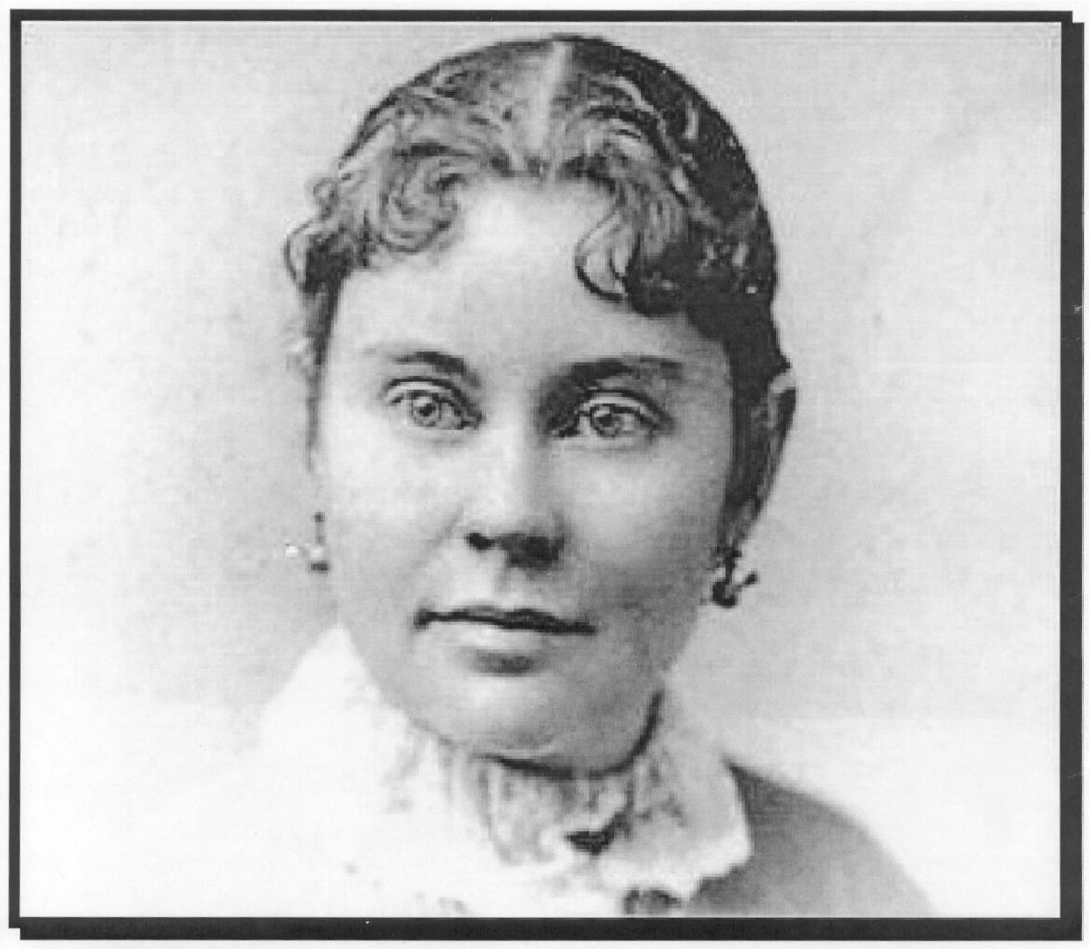 lizzie borden Aug 4, 1892: the bordens are murdered by ax in their massachusetts home their daughter lizzie is accused of the killings.