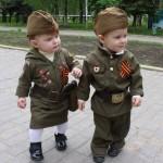 дети-патриоты