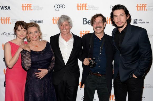 """Tracks"" Premiere - Arrivals  - 2013 Toronto International Film Festival"
