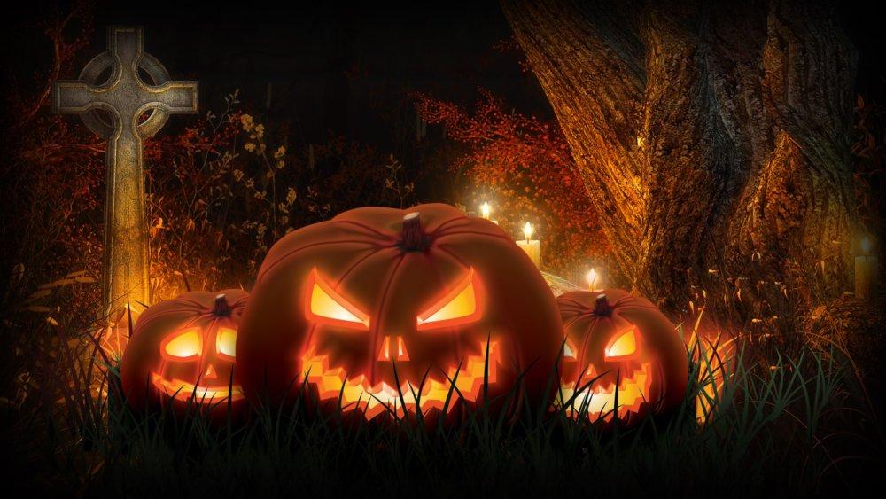 В дохристиянській Європі вночі 1 листопада вшановували божество смерті
