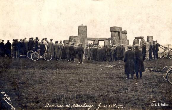 стоунхендж 1912